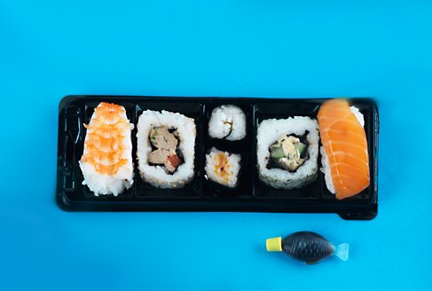 Fish Sushi Selection