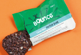 Food for thought – Bounce snack bars