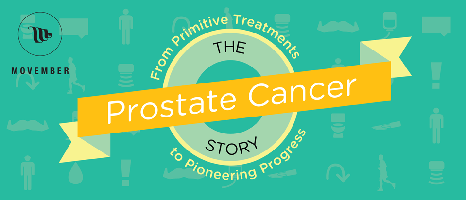 The Prostate Cancer Story | Benenden Health