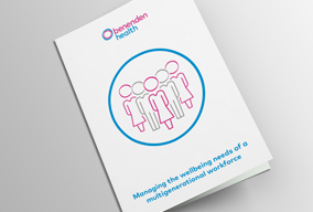 guide on Managing the wellbeing needs of a multi-generational workforce