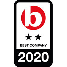 Best Company 2020